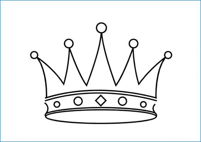 color pages crown coloring pages color free princess tiara
