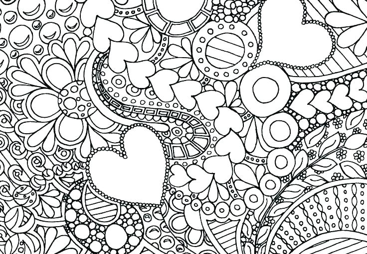 color pages for adults colouring easy intricate coloring