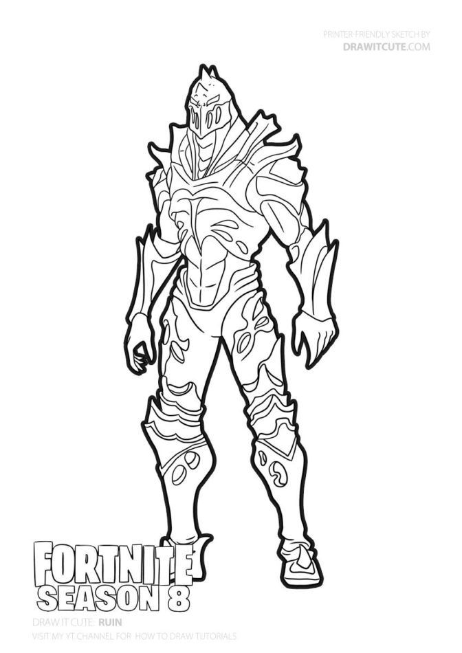 coloring book 32 astonishing coloring pages fortnite