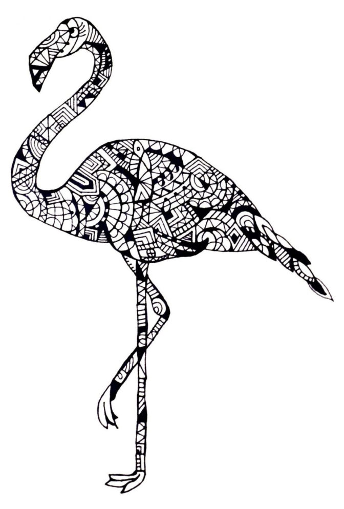 coloring book remarkable flamingo coloring pages cute
