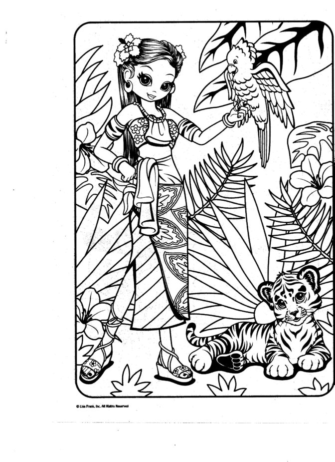 coloring book stunning lisa frank coloring pages lisa