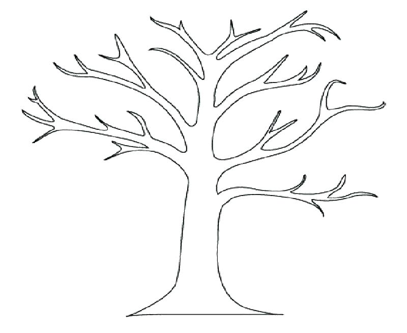 coloring page of a tree colouring christmas color pages