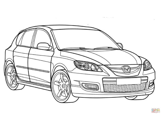 coloring pages car coloring pages free coloring cars
