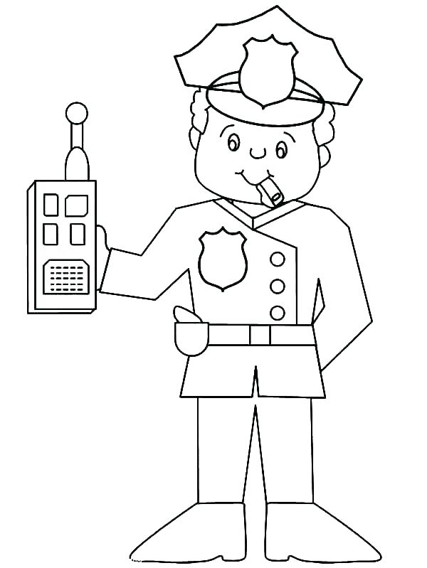 coloring pages community helpers tri phaseco