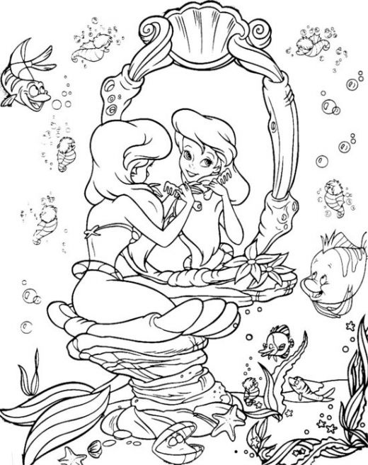 coloring pages for adults disney at getdrawings free