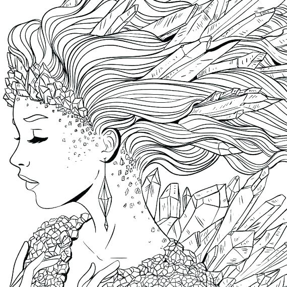coloring pages for adults unique