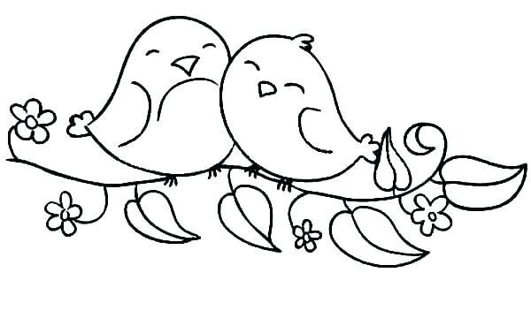 coloring pages for birds cute bird coloring pages cute bird