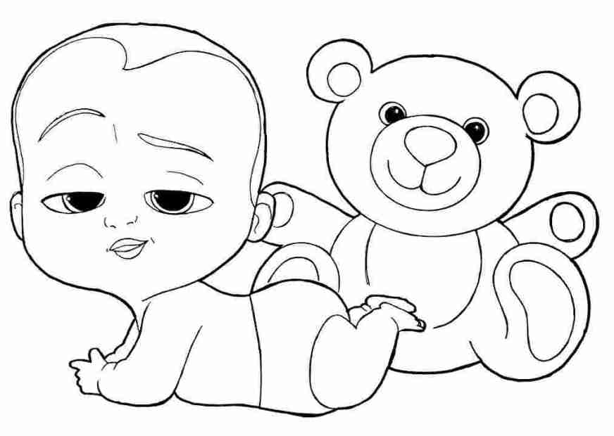 coloring pages for boss ba boss ba coloring pages best