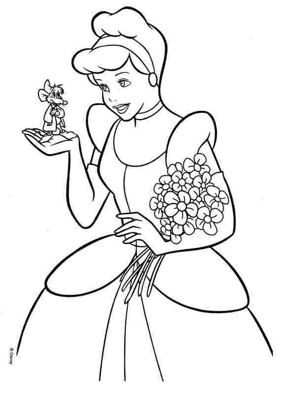 coloring pages for free disney princess printable princess