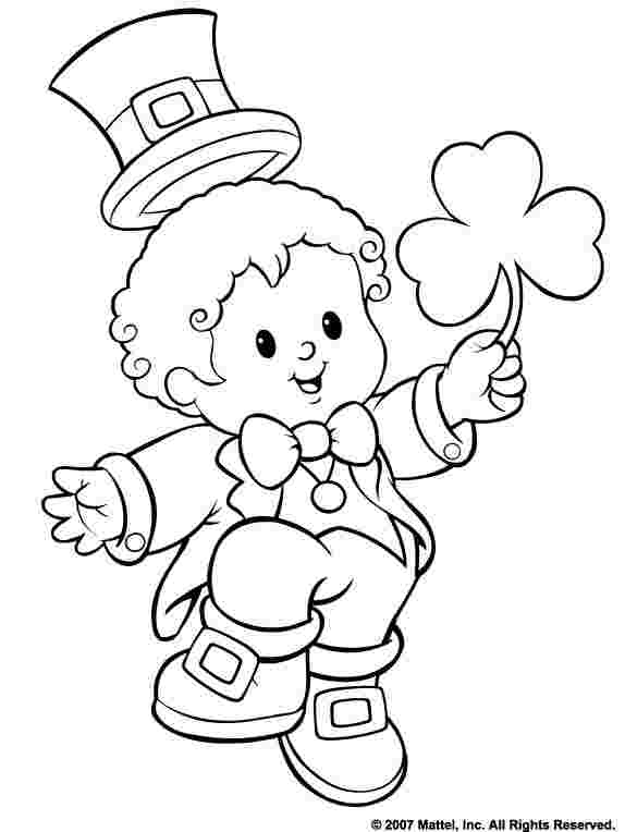 coloring pages for st patricks day st patricks day