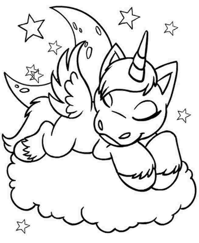 coloring pages free printable unicorn unicorn coloring pages