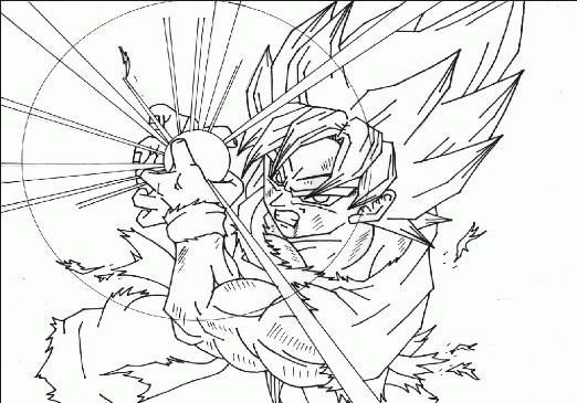 coloring pages goku series for android apk download