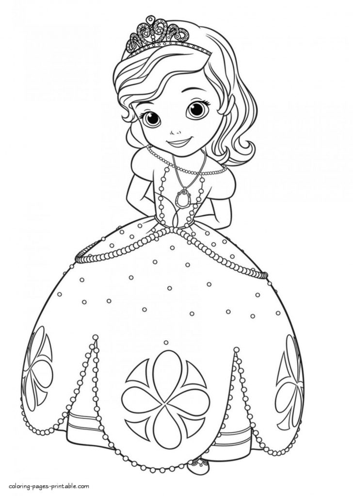 coloring pages ideas 96 tremendous princess sofia coloring