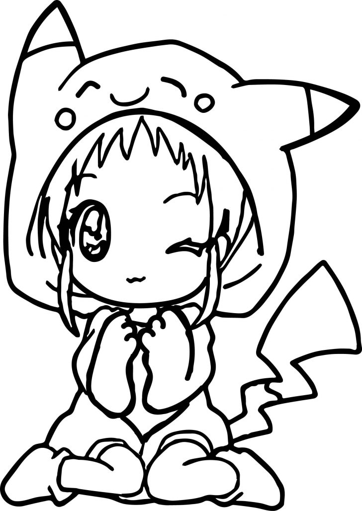 coloring pages ideas 98 fantastic cute anime coloring