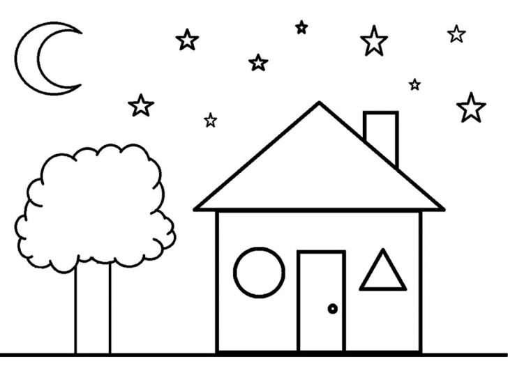 coloring pages ideas astonishing shapes coloring pages
