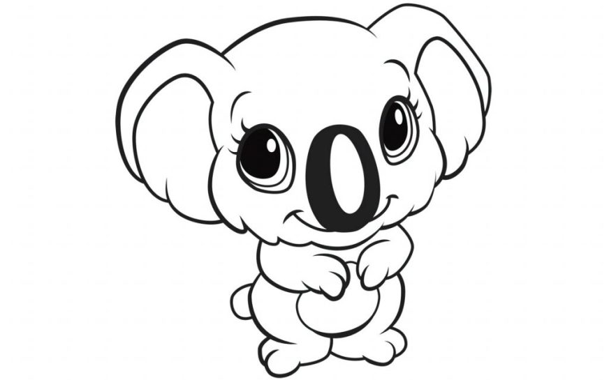 coloring pages ideas ba animals coloring pages online
