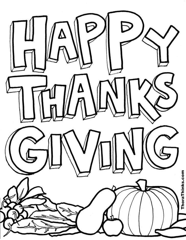 coloring pages ideas happy thanksgiving coloring pages