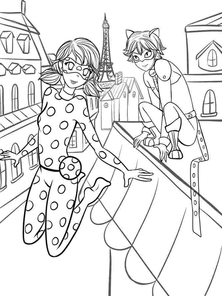 coloring pages ladybug miraculous miraculous tales of