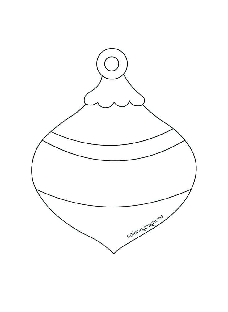 coloring pages of ornaments ornament s angel christmas decor