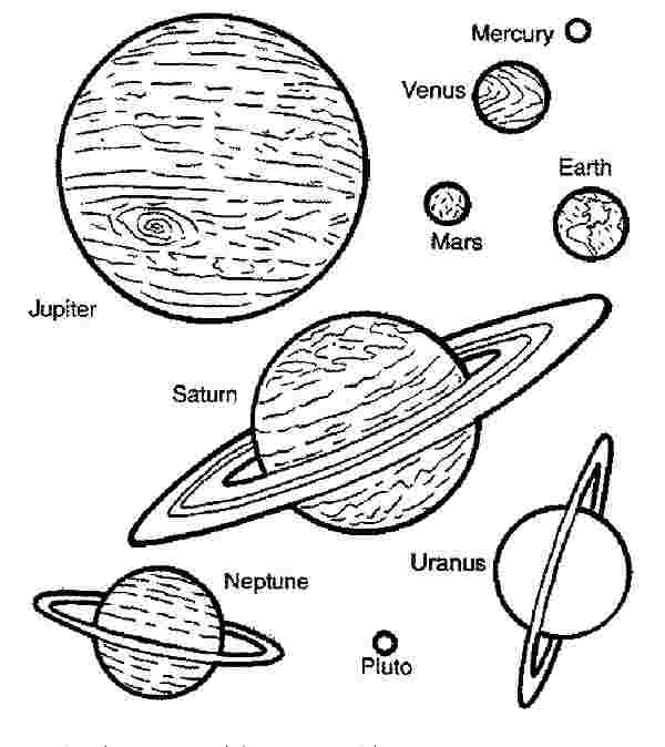 coloring pages planets space free coloring pages printable