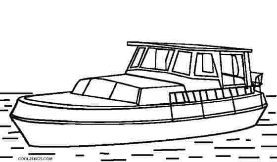 coloring pages printable boat printable boat coloring pages