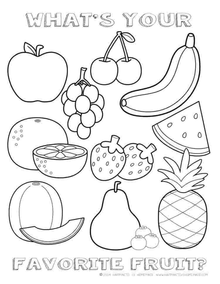 coloring pages vegetables and fruits free coloring pages of