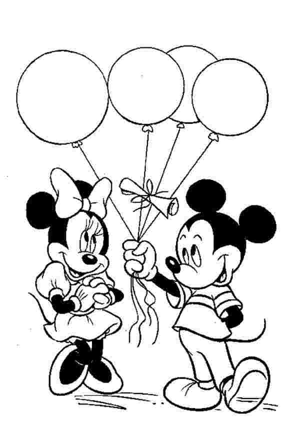 colouring pages mickey mouse clubhouse mickey mouse