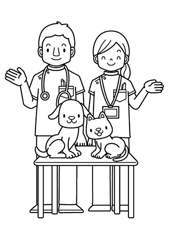 community helpers coloring sheets coloring pages for kids