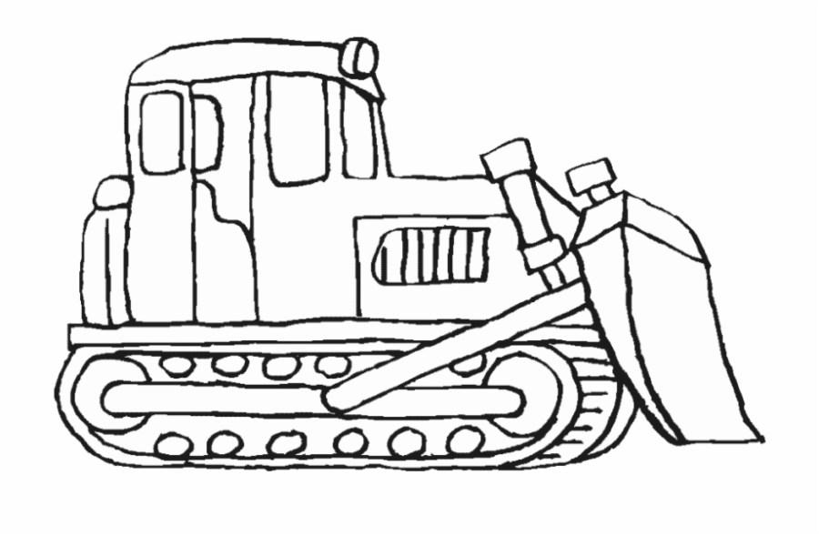 construction vehicles coloring pages bulldozer bulldozer