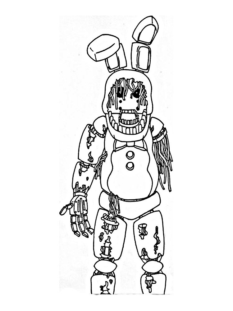 create meme fnaf coloring fnaf toy chica coloring pages