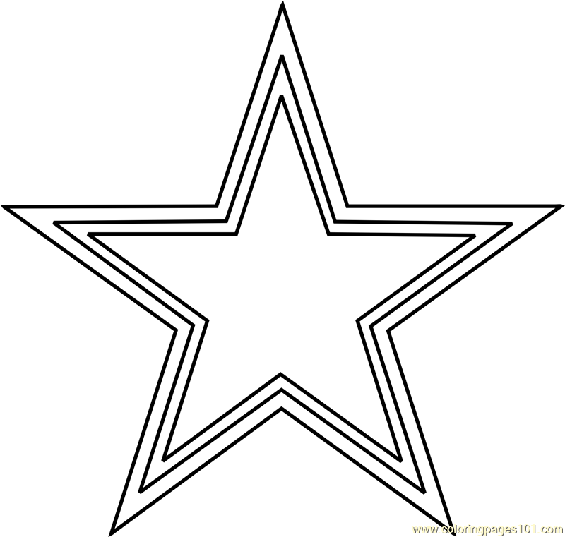 dallas cowboys logo coloring page free nfl coloring pages