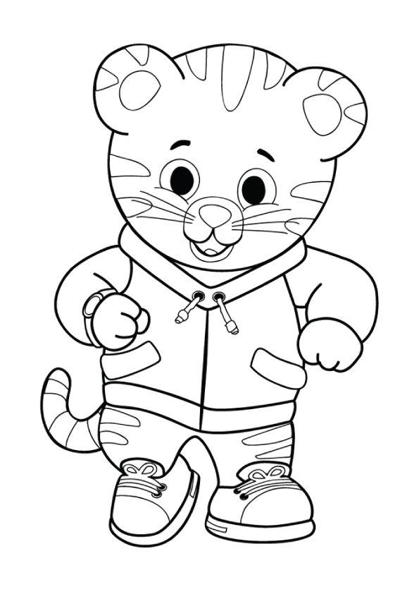 daniel a4 595842 pixels daniel tiger daniel tigers