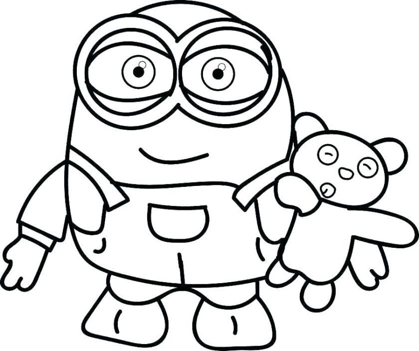despicable me coloring pages minions interesantecosmetice