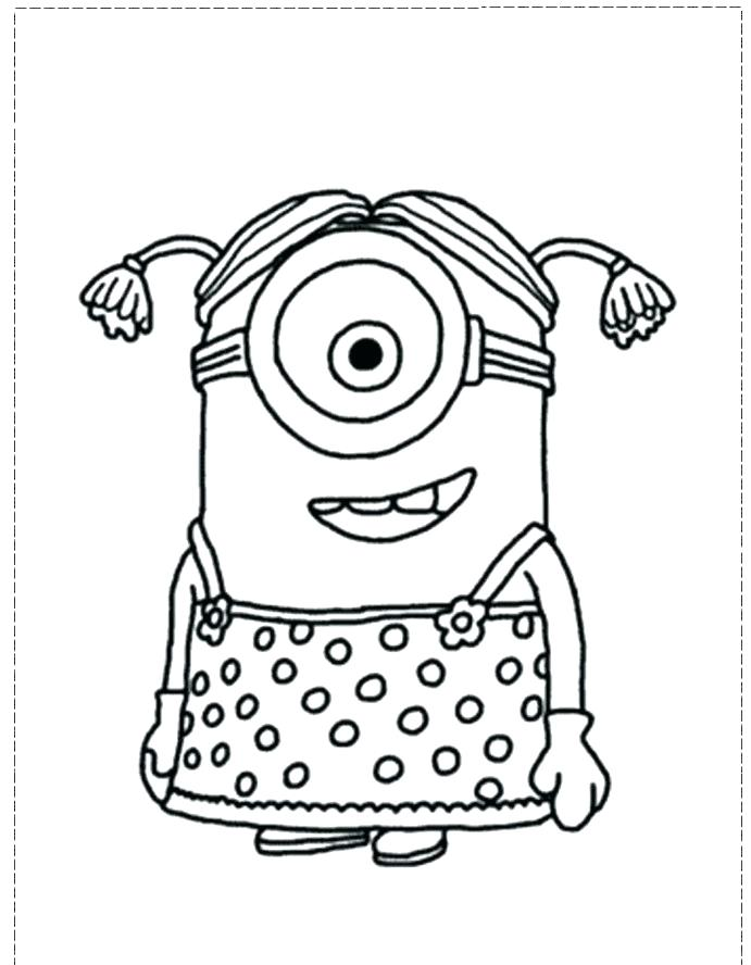 despicable me minion coloring pages sheets wozdengiclub