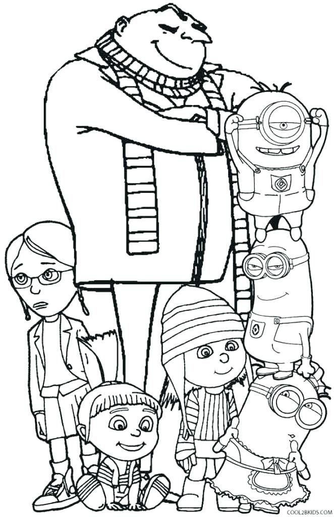 despicable me minions coloring pages despicable me coloring