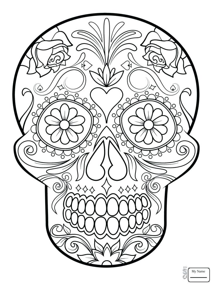 dia de los muertos coloring pages printable free peter pan
