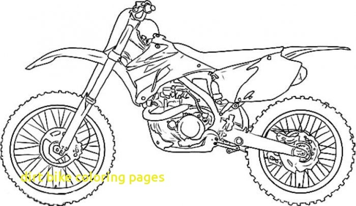 dirt bike coloring pages to print download fun for kids