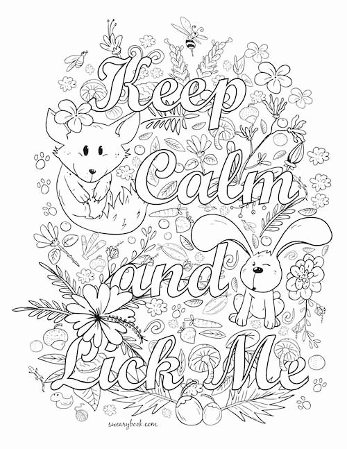 dirty word coloring book new pin tamie white on swear