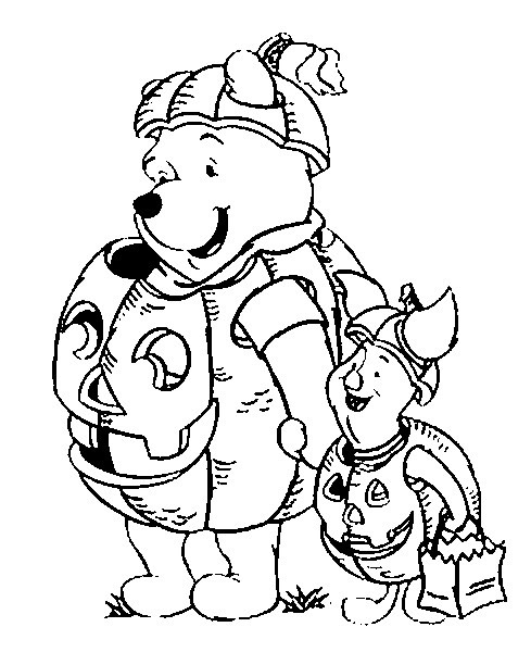 disney coloring pages disney halloween coloring pages with