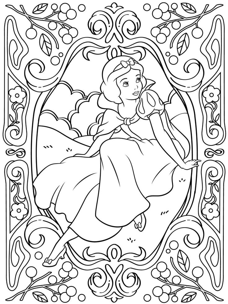 disney princess adult coloring pages at getdrawings