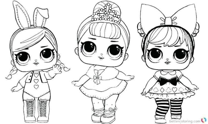 doll coloring pages at getdrawings free for personal
