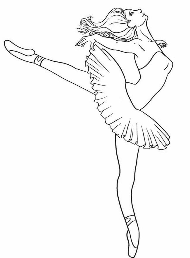 drawings how to draw a ballerina dancer step 7 costumes