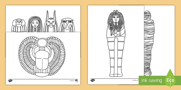 egyptian coloring pages multiplying two digit numbers