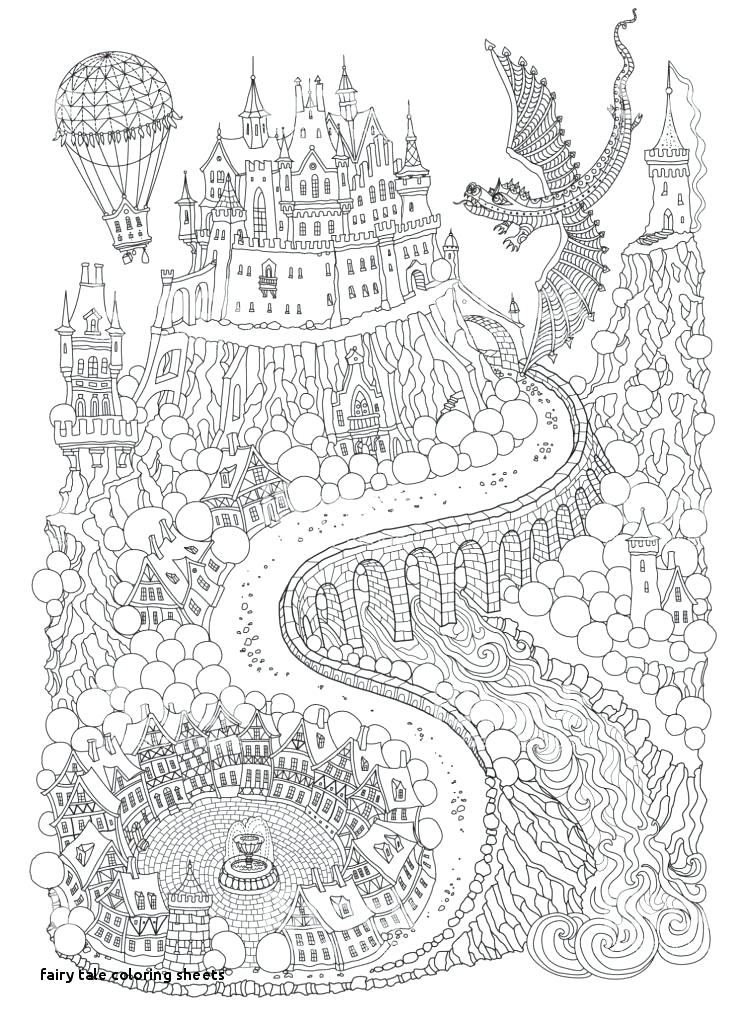 fairy tale coloring builddirectory