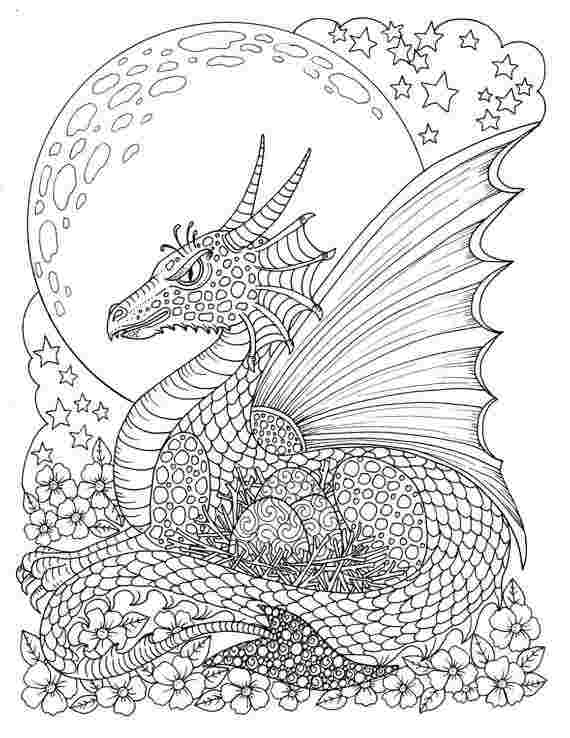 fantasy themed coloring pages fantasy jr parrot luau