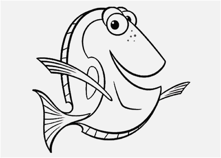 finding dory coloring pages image finding dory for children