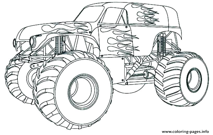 fire truck coloring pages for kids at getdrawings free