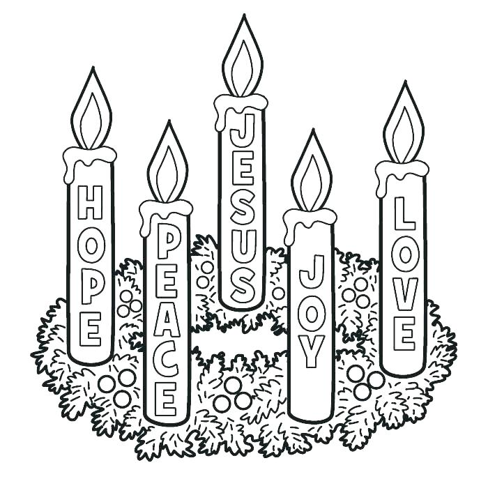 free advent coloring pages at getdrawings free for
