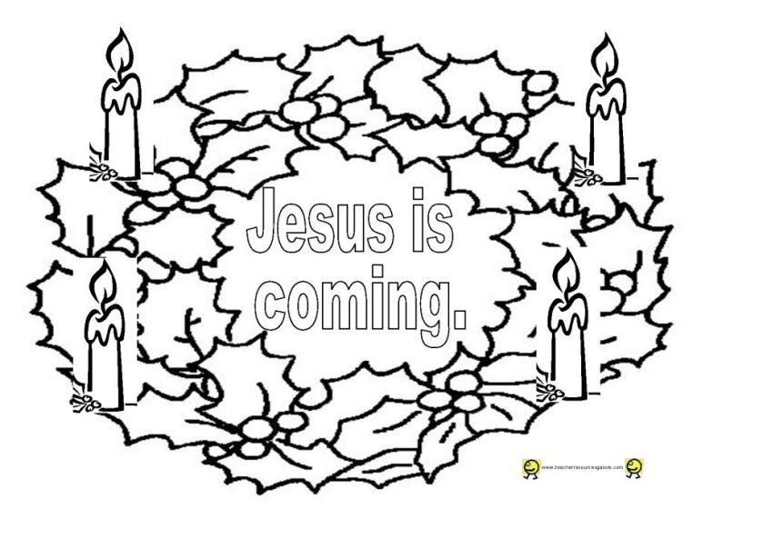 free advent coloring pages free printable download free