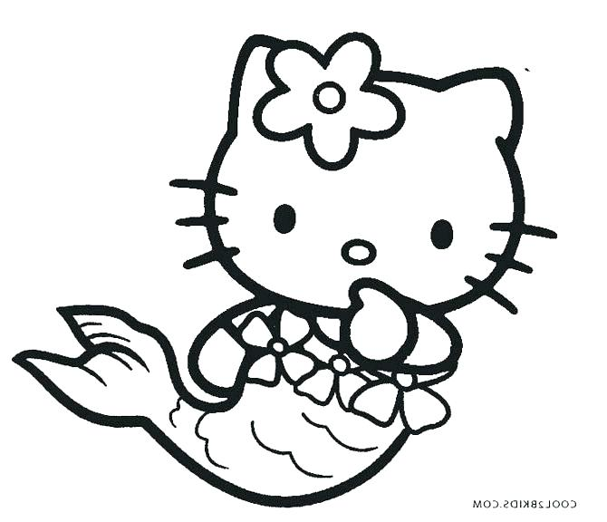 free cat coloring pages printable hello kitty wircoclub